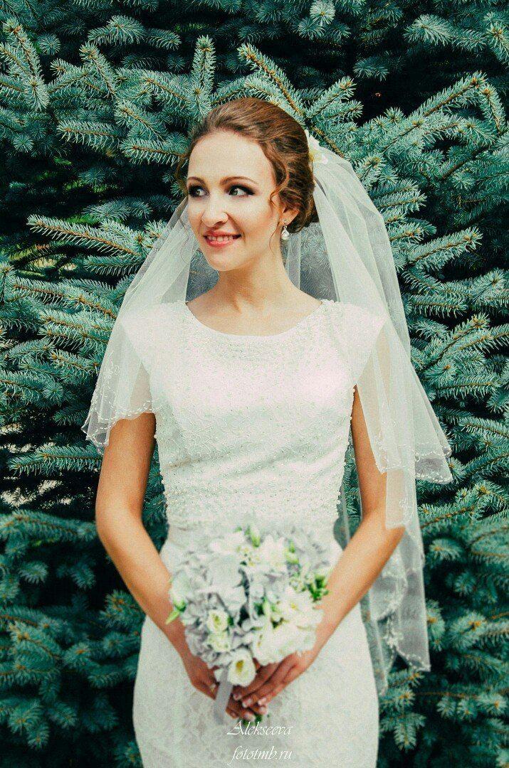 Фото 13856168 в коллекции Свадебный образ.Мои невесты! - Визажист Анастасия Хробак