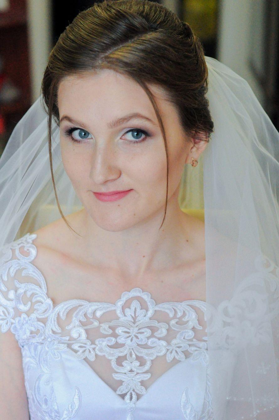 Фото 13856174 в коллекции Свадебный образ.Мои невесты! - Визажист Анастасия Хробак