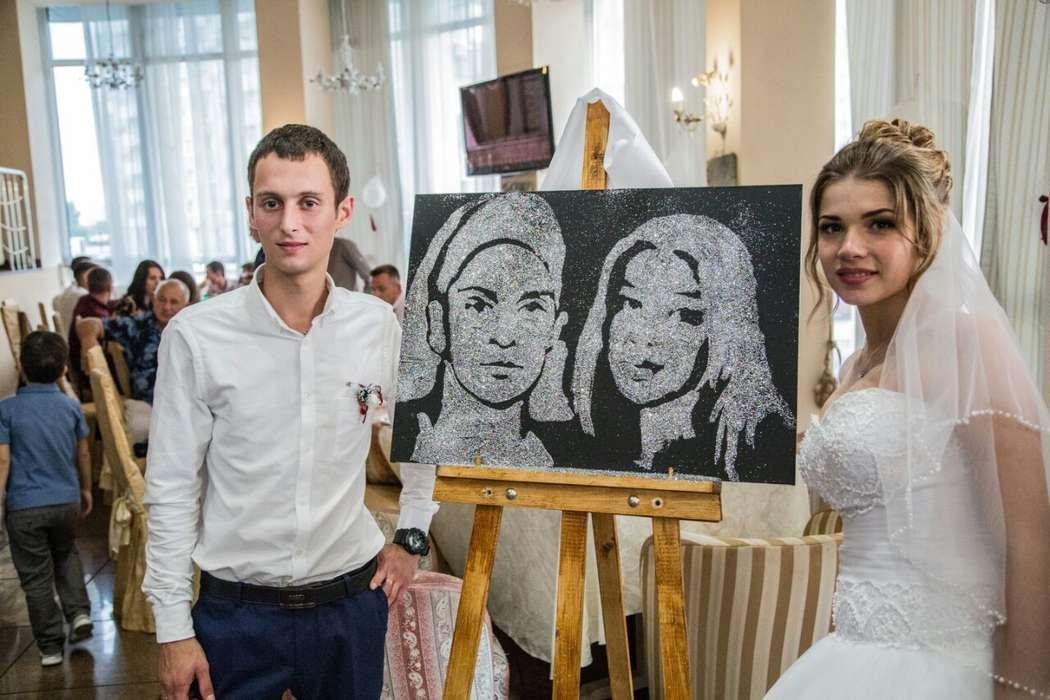 Фото 14277360 в коллекции Свадьба очень нежной и любящей пары - Художник Дарья Кольчуганова