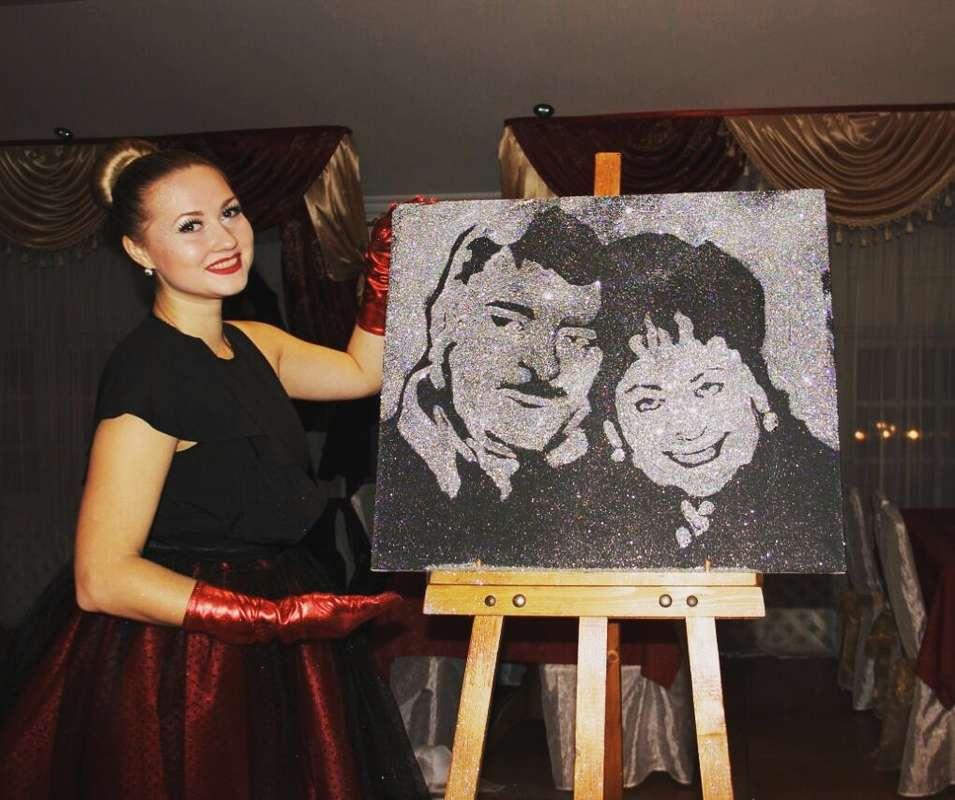 Фото 14277384 в коллекции Юбилей шикарной женщины - Художник Дарья Кольчуганова