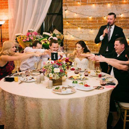 Проведение свадьбы, 8 часов