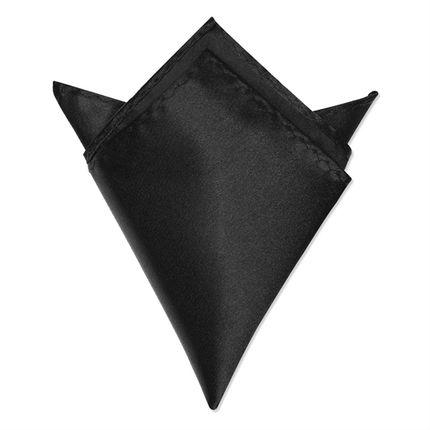 Нагрудный платок черный