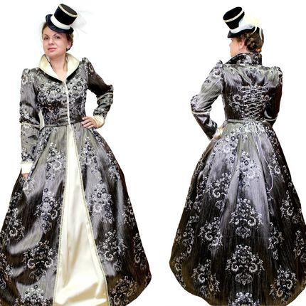 Пошив исторических свадебных платьев и головных уборов
