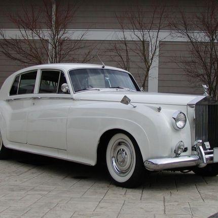 Аренда Rolls Royce 1956
