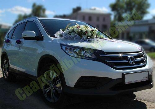 """Honda CR-V. 4 человека от 800 ₽/час - фото 11855836 Компания проката авто """"Кортеж 34"""""""
