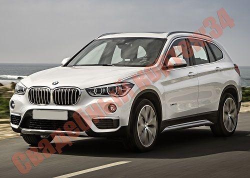 """Внедорожник BMW - фото 13767792 Компания проката авто """"Кортеж 34"""""""