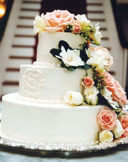 свадебный торт каким он должен быть фото