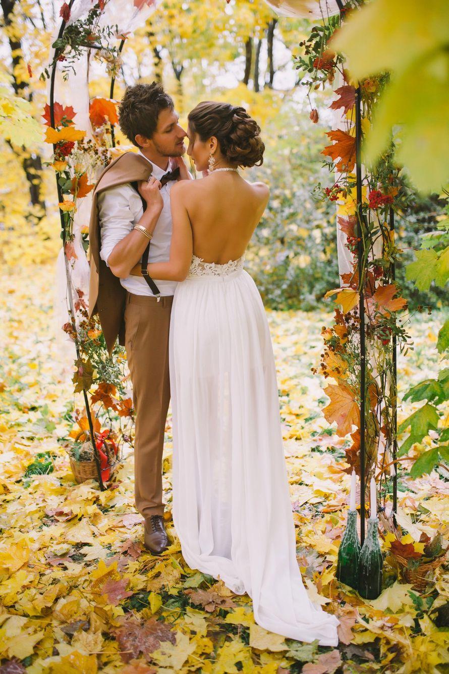Фото 15832870 в коллекции Свадьба - Стилист-визажист Angelika Romanova