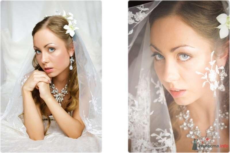 Фото 69482 в коллекции Мои невесты - Стилист свадебного образа Летуновская Ольга