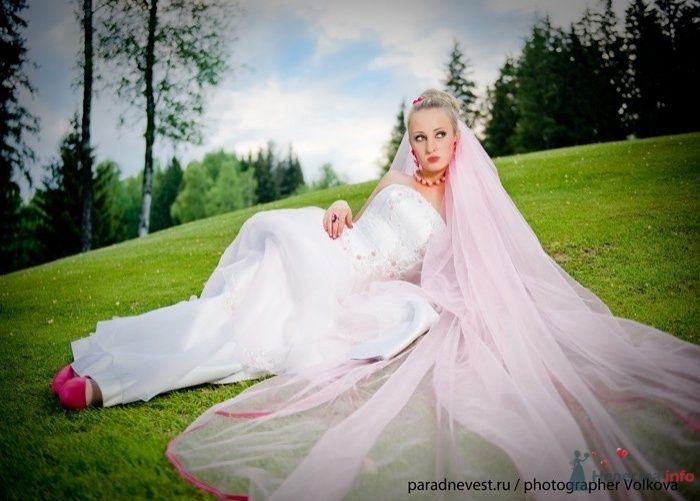 Фото 69487 в коллекции Парад невест VI - Стилист свадебного образа Летуновская Ольга