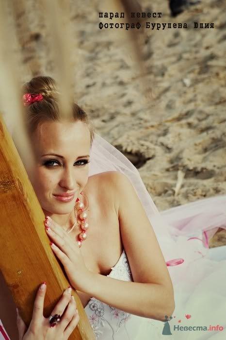 Фото 69493 в коллекции Парад невест VI - Стилист свадебного образа Летуновская Ольга
