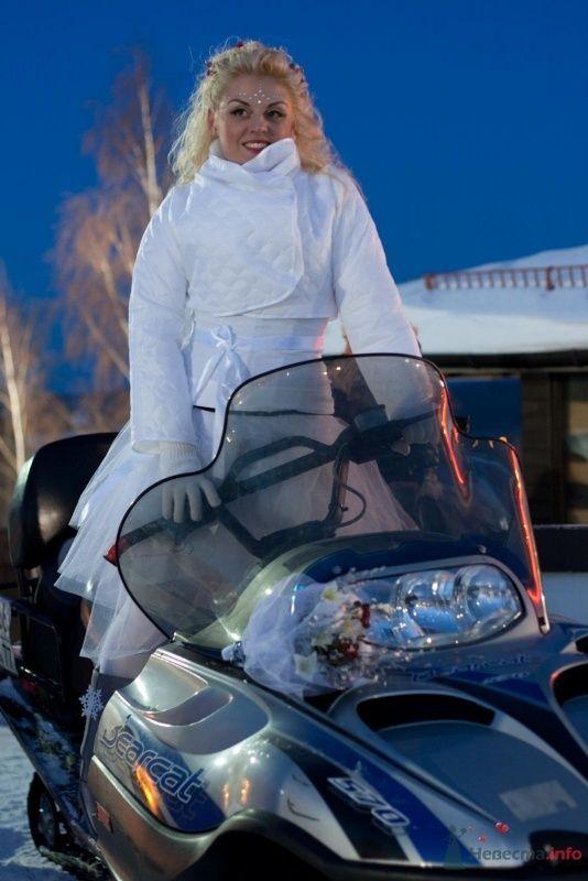 Фото 69531 в коллекции Зимний сказка или Парад невест в феврале - Стилист свадебного образа Летуновская Ольга