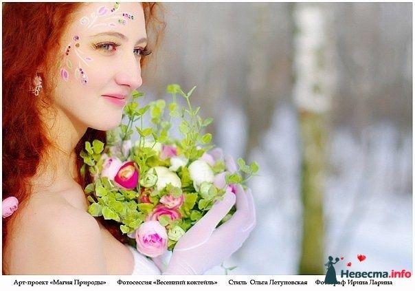 Фото 83944 в коллекции Арт-проект Ирины Лариной - Стилист свадебного образа Летуновская Ольга