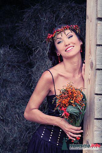 Фото 129411 в коллекции Единение с природой - Стилист свадебного образа Летуновская Ольга