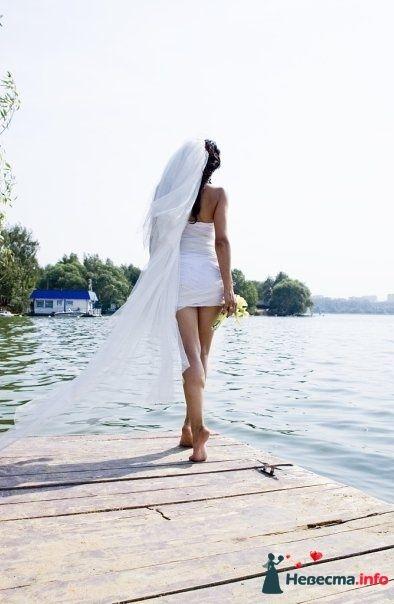 Фото 130974 в коллекции  Wedding steps on the sand... - Стилист свадебного образа Летуновская Ольга