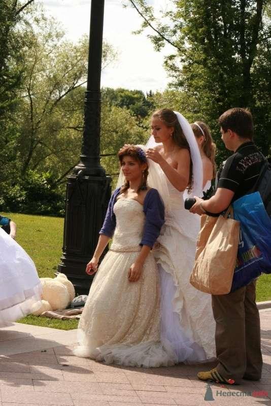Фото 35745 в коллекции Рабочие моменты фотосесии невест - Фотограф Мария Стеклова