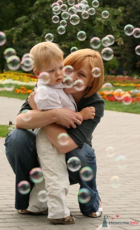 Оксана и Егорка - фото 35878 Фотограф Мария Стеклова