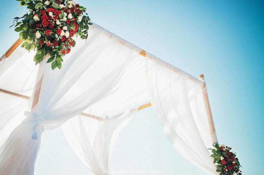 """Фото 15287552 в коллекции Свадебный букет. Букет невесты - Сеть флористических салонов """"Букетная мастерская"""""""