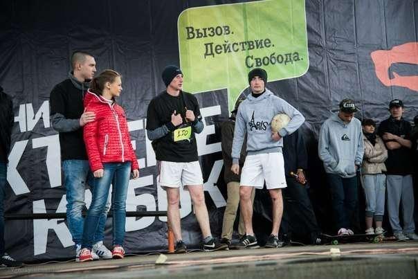 Фото 14149516 в коллекции Фото-отчеты с мероприятий - Футбольный фристайл KemerovoFF