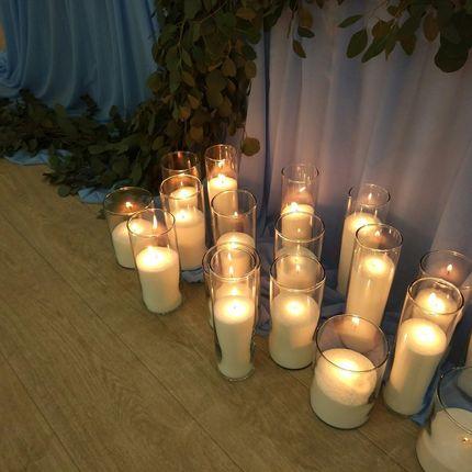 Насыпные свечи, цена за 1 шт