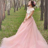 """Платье """"Пудра"""". Размер 40-50. Стоимость 1500 руб в день, 350 руб в час (минимум 2 часа)"""