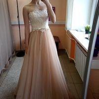 Свадебное платье: Романа Ткань:  кружево , фатин. Цвет: капучино/молоко Цена: 19000 Это платье на сайте:
