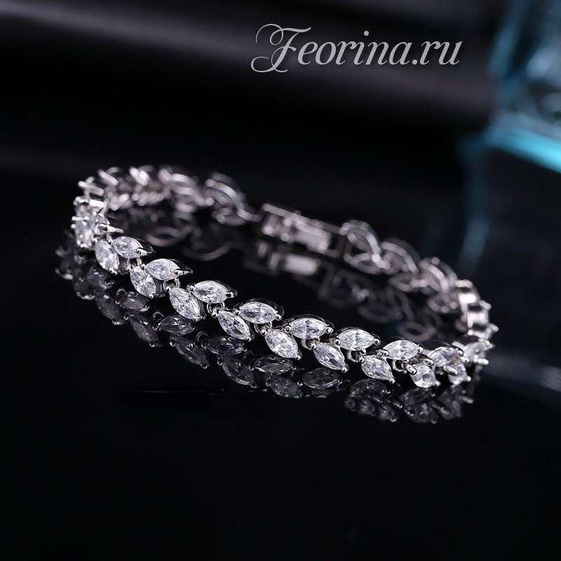 Сафина  Цена: 2000 Этот товар на сайте:  - фото 17036210 Свадебный салон Feorina