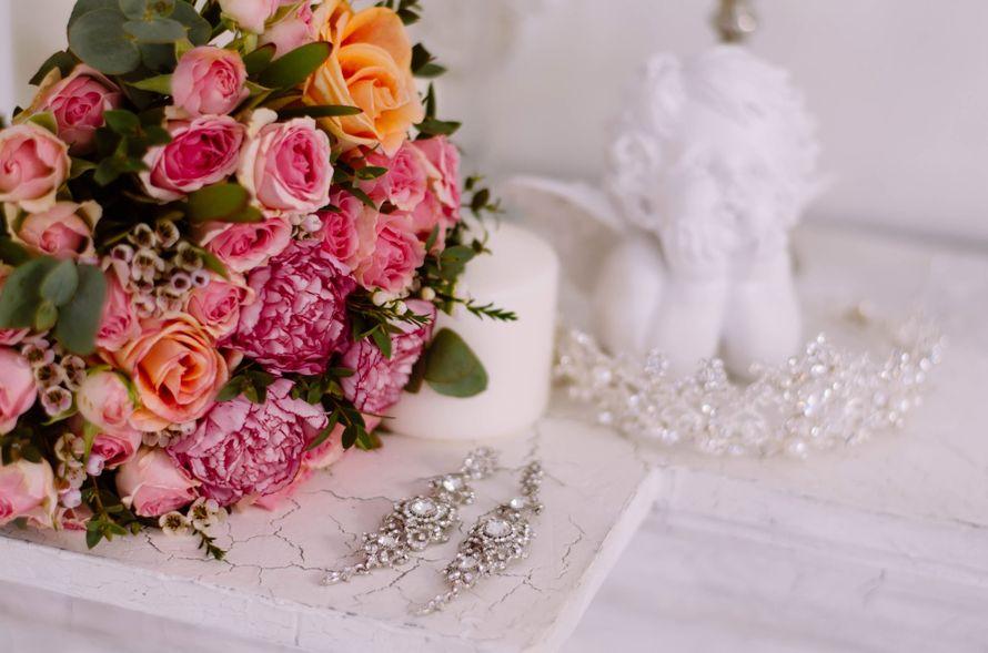 Фото 14247634 в коллекции Свадебные букеты - Кристина Вебер - флорист и декоратор
