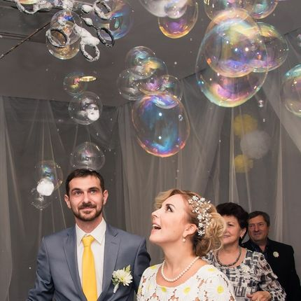 Шоу мыльных пузырей - пакет Люкс