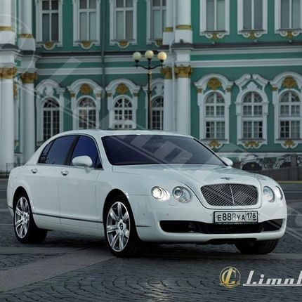 Аренда Bentley Flying Spur, арт.444b, цена за 1 час