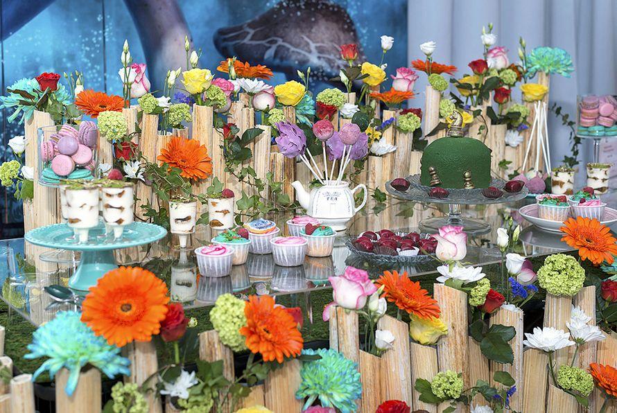 Фото 17659034 в коллекции Candy bar - Студия флористики и декора Особый день