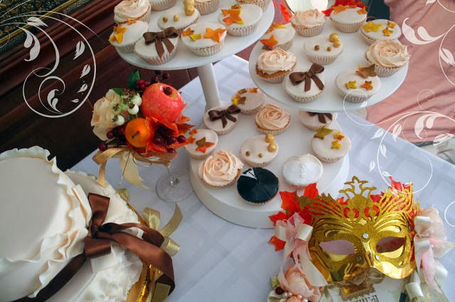Фото 14338916 в коллекции Свадебные торты - Авторские торты от Анны Мочаловой