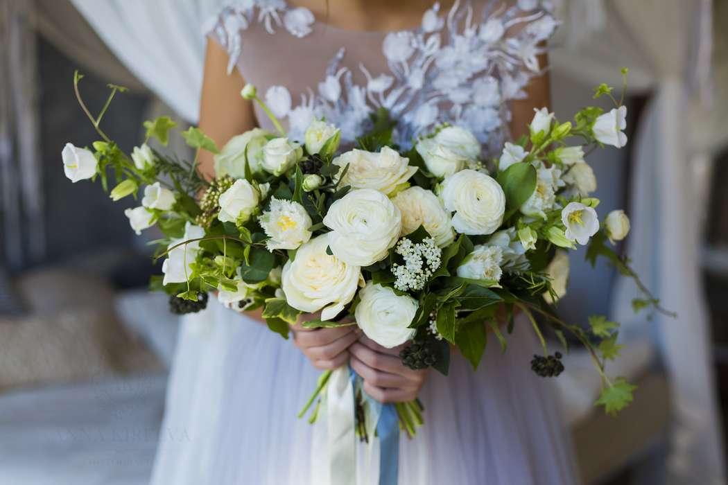 Фото 14852022 в коллекции Петербургская свадьба - Студия цветов и декора Aster
