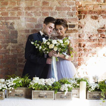 """Оформление цветами - пакет """"Зелёная свадьба"""""""