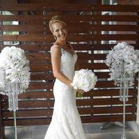 Чудесная моя летняя невеста Катюша Сумарова. Фото - Дмитрий Гуричев Макияж - мой Прическа - Наталья Борисова