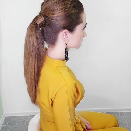 Греческие и восточные причёски