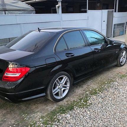 Аренда автомобиля Mercedes Benz C class, цена за 1 час