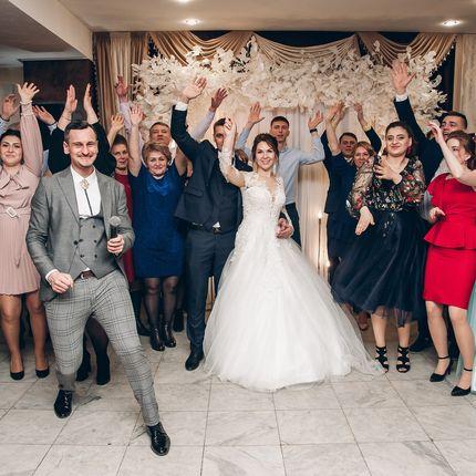 Проведение свадьбы - вечер