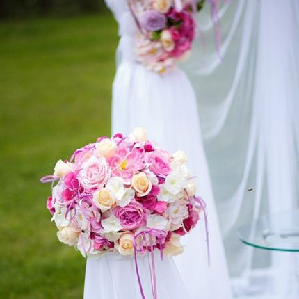 Организация свадьбы в эко-лакшери отеле Whitepod