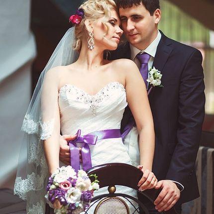 Свадьба в усадьбе Portes Des Iris