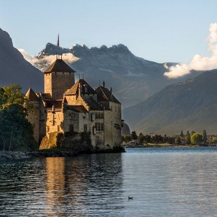 Организация свадьбы в замке Chateau des Avenieres