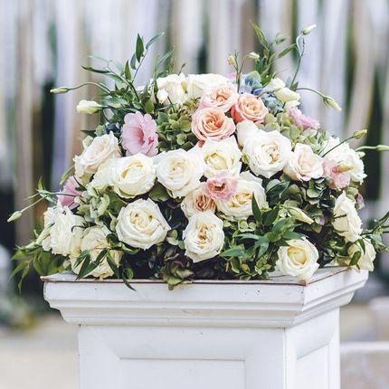 Организация свадьбы с бюджетом до 500 000 рублей