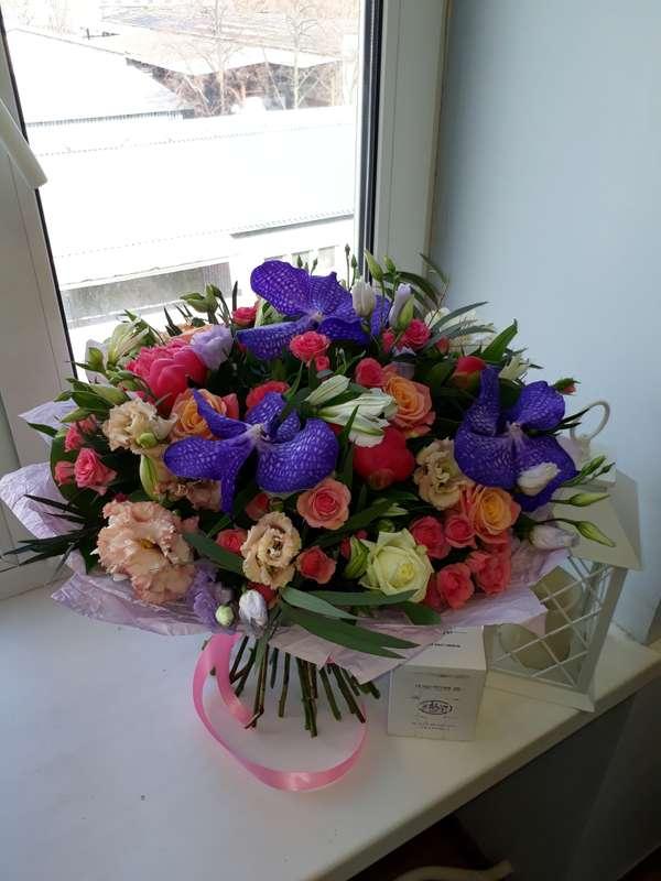 "Фото 14482500 в коллекции Портфолио - ""Tatiana flowers"" - флорист-дизайнер"