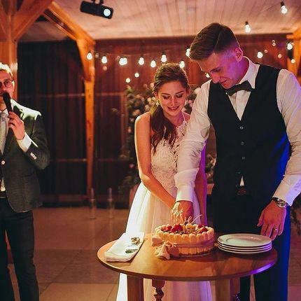 Проведение свадьбы на английском языке + саксофон и Dj