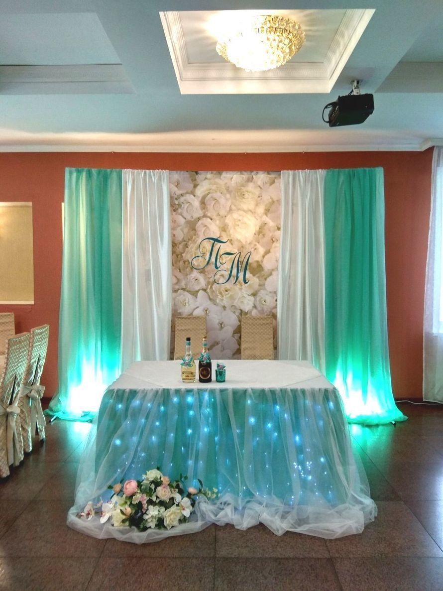 Оформление зала в стилистике свадьбы, цена от