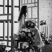 Невеста: Света Булдакова Фотограф: Наталья Панчетовская Макияж и прическа: Юлия @yuma_make_up Платье из коллекции Анны Березовской Локация: Фотостудия LOFT