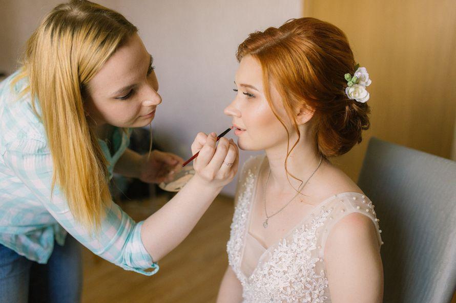 Невеста Юленька - фото 16551690 Стилист Екатерина Харченко
