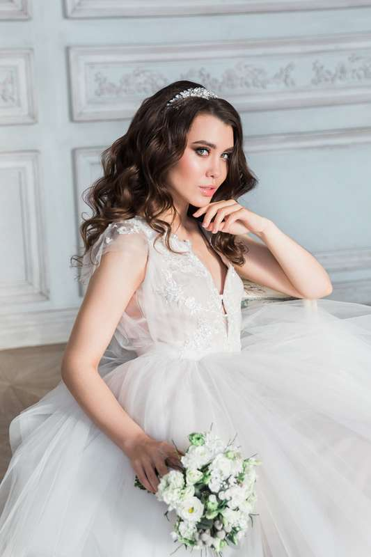 Фото 16629256 в коллекции Мои невесты 2016-2019 - Стилист Екатерина Харченко