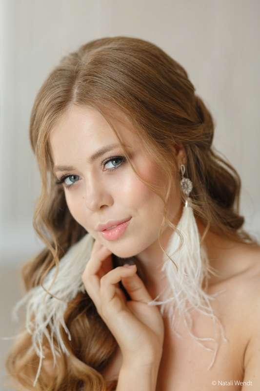Фото 18175510 в коллекции Мои невесты 2016-2019 - Стилист Екатерина Харченко