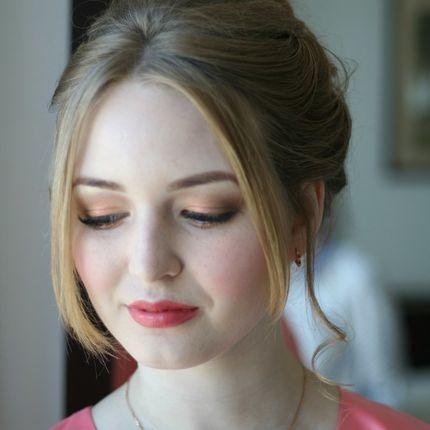 Вечерний макияж (на выпускной, для фотосессии)